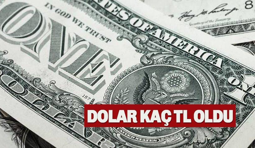 Dolar Kaç TL Oldu - 14.11.2018 Çarşamba