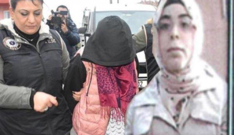 IŞİDli Ayşenur İnci itiraz üzerine tutuklandı 28