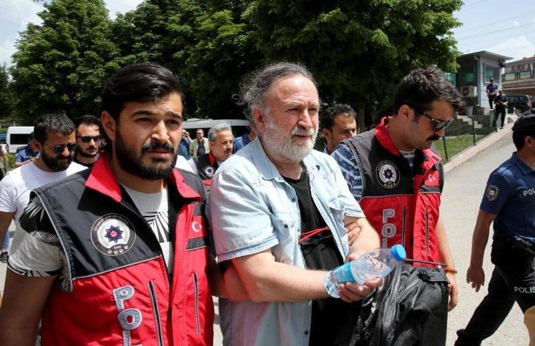 Zümrüt Apartmanı Abdullah Şevki serbest bırakıldı