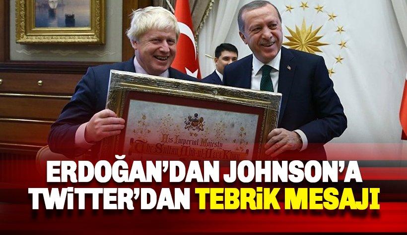 Başkan Erdoğan'dan Birleşik Krallık Başbakanı Boris Johnson'a tebrik telefonu. ile ilgili görsel sonucu