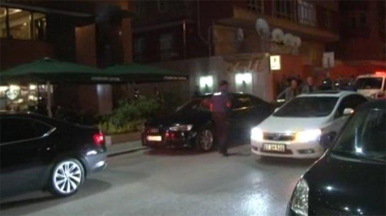 Ankara'da Müsteşar Alexander Poganshev'a kurşun yağdırdı
