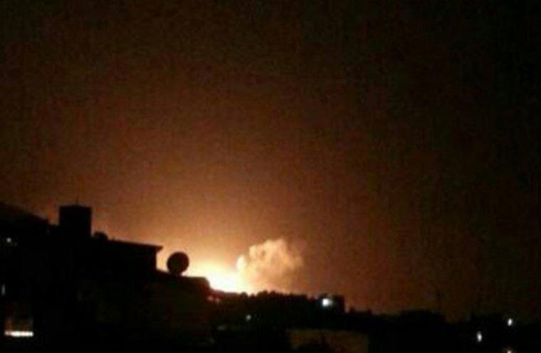 Son dakik: Türk Savaş Jetleri Suriye sınır kapısını vurdu