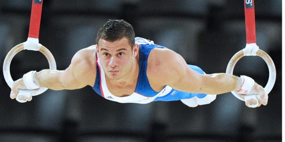 Ayağı Kırılan Fransız Jimnastikçi Samir Ait Said