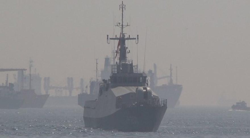Savaş Gemileri Yenikapı mitingi