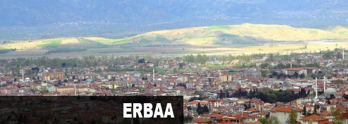 Tokat Erbaa il mi oluyor?