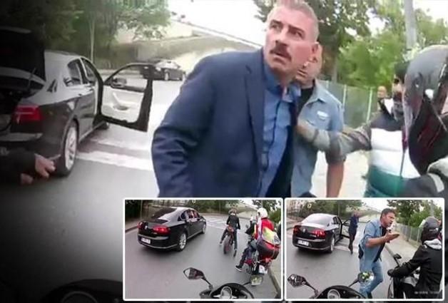 Erdoğan Koruması Ali Erdoğan
