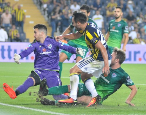Fenerbahçe Bursaspor maç sonucu