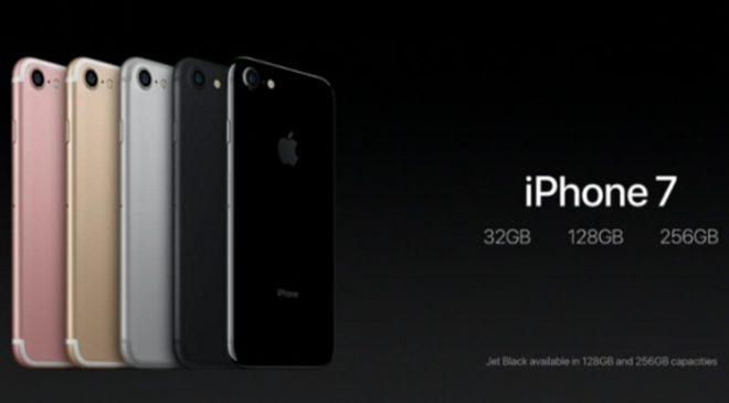 İphone 7 versiyonları, iPhone 7 kaç para