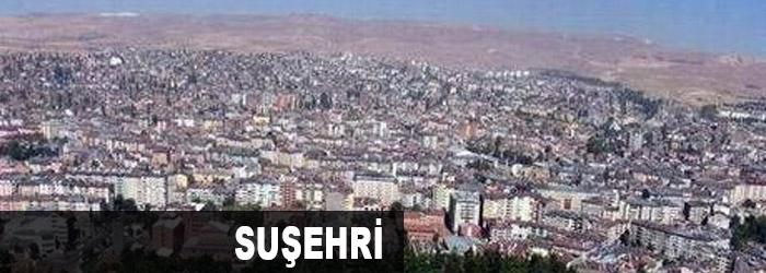Suşehri Sivas il mi oluyor?