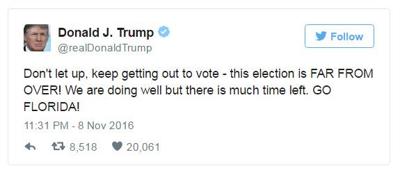 Donal J. Trump ABD seçimini kim kazandı