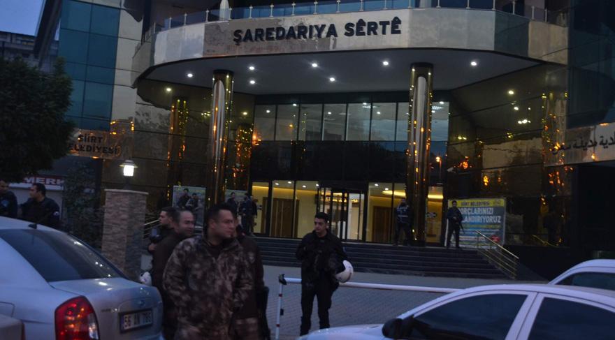 Siirt ve Tunceli Belediyesi operasyon, Başkan Ali Bu tutuklandı mı?
