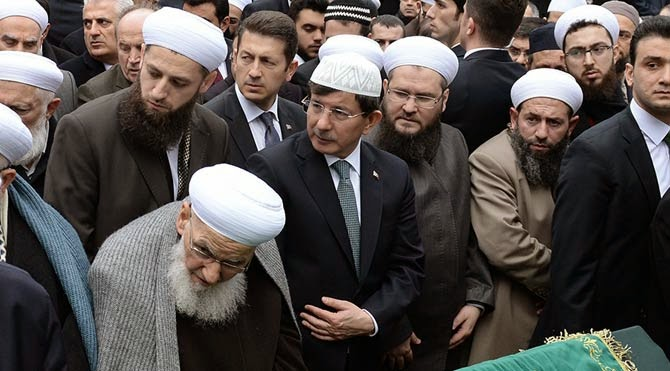 Cemaatler ve Türkiye gerçeği, Ahmet Davutoğlu İsmailağa