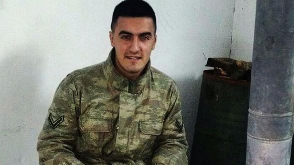 Jandarma Uzman Onbaşı Halil Ersoy
