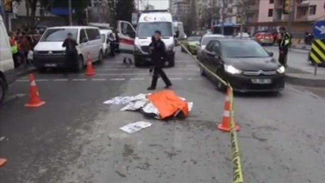 Kadıköy Hafriyat Kamyonu Kazası